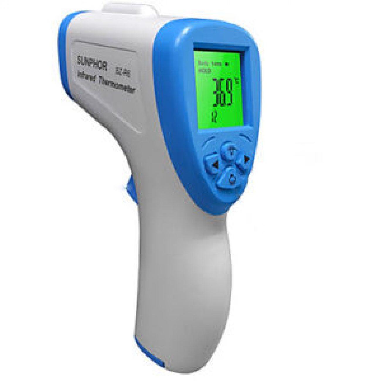 Θερμόμετρο Υγείας SUNPHOR BZ-R6
