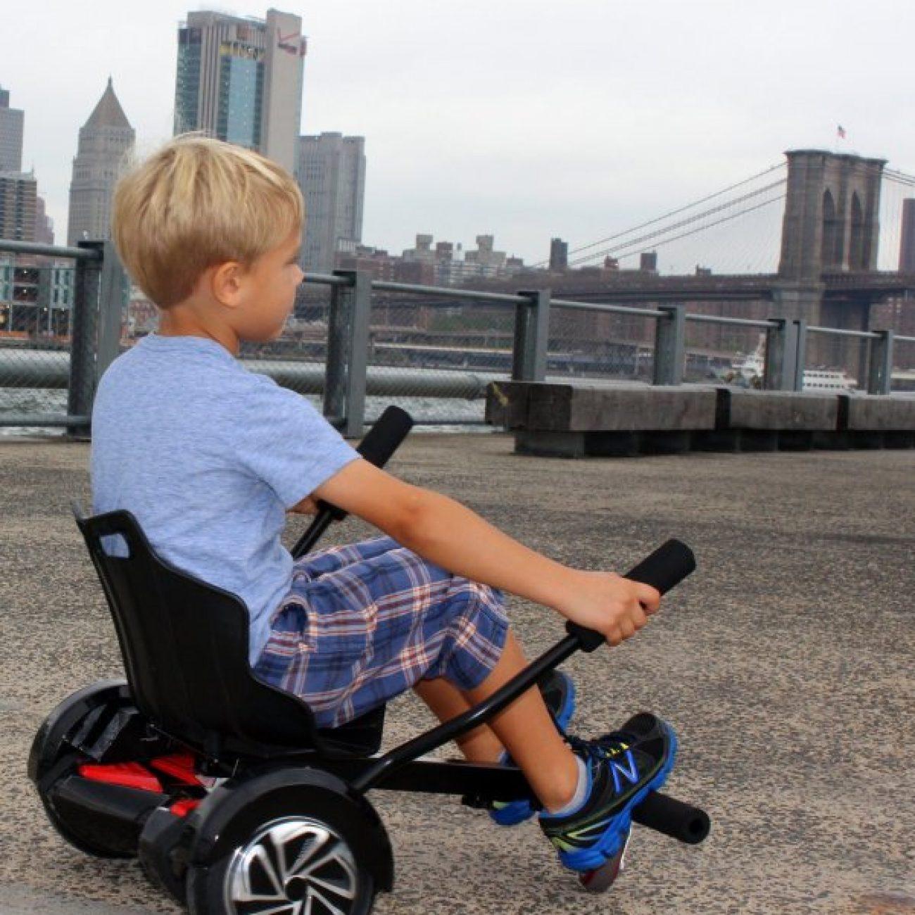 Κάθισμα για Μετατροπή Hoverboard Smart Balance σε GO KART