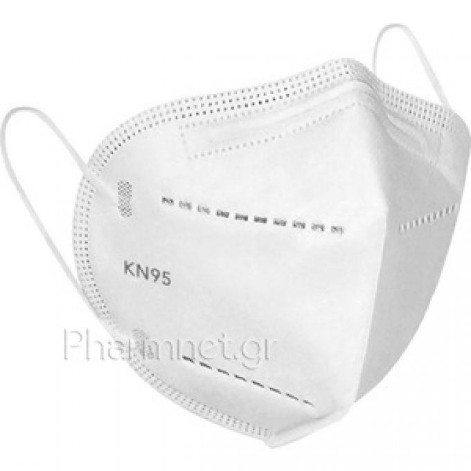 Μάσκα προστασίας FFP2 (KN95) χωρίς βαλβίδα