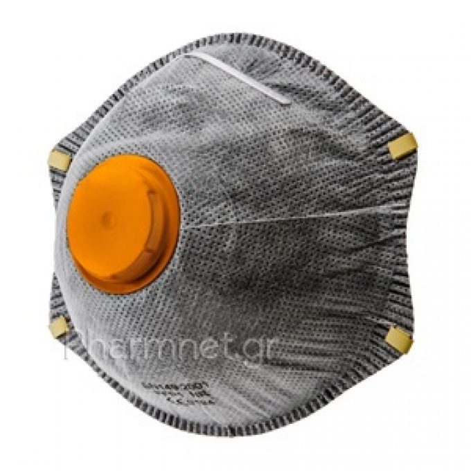 Μάσκες Ενεργού Άνθρακα